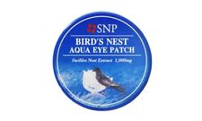 (Free e-gift) SNP Birds Nest Aqua Eye Patch - (60pcs) USA-Seller + Free e-gift