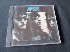 RAGE Secrets In A Weird World CD RUSSIAN VERSION SPEED METAL GRAVE DIGGER