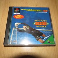 Complete Onside Soccer (PlayStation1 ) ps1 pal version