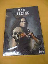 Van Helsing: Season 1 One (DVD, 2017, 4-Disc Set) NEW