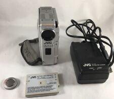 JVC Digital Video Camera MiniDv Bundle GR-DVM50 GR-DVM50U *Fast Free Ship* B21