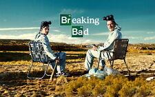 "061 Breaking Bad - White Final Season 2013 Hot TV Show 38""x24"" Poster"