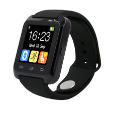 Bluetooth Smart Wrist Watch Pedometer Healthy for iPhone LG Samsung BK Sale