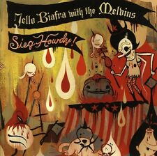 Jello Biafra, Jello Biafra & the Melvins - Sieg Howdy [New CD]