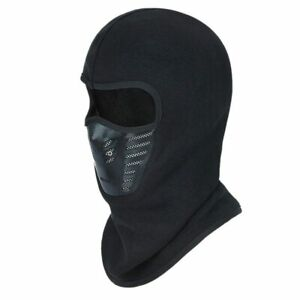 Face Mask Outdoor Winter Warm Bicycle Bike Climbing Skiing Windproof Carbon
