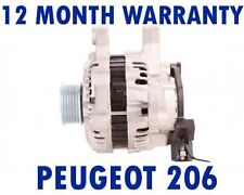 PEUGEOT 206 - HATCHBACK (2A/C) SW CC 1.1 1998 1999 - 2015 RMFD ALTERNATOR
