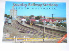 COUNTRY RAILWAY STATIONS - SOUTH AUSTRALIA - COOMBE, FARRELL FLAT, FINNISS