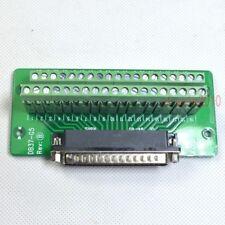 D-SUB Right Angle DB37 Male Header Breakout Board Terminal Block Plug Connector