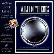 Valley Of The Kings A History Of The W.S Cox Plate Brian Meldrum Hardcover