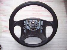 Volvo S40 V40 Steering Wheel Dark Grey 'Vinyl' Finish 1995 - 2004 30884343