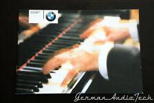 BMW E46 BUSINESS CD CD53 MODE RADIO STEREO 1999-2006 - ORIGINAL OWNER'S MANUAL