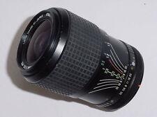 Hoya Manual Focus Zoom Camera Lenses for Canon