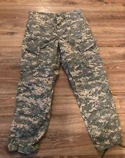 Woolrich Army Combat Trousers SPM100-05-D-0410 Digital Camo 31-35 Waist. EUC Rip