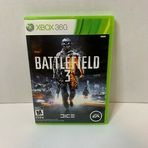 Battlefield 3Xbox 360 Good Condition Tested No manual