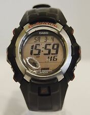 CASIO G SHOCK G3011 DATA MEMORY MEN'S BLACK DIGITAL SPORTS WATCH