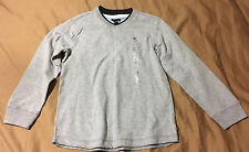 NWT Boys Tommy Hilfiger Sweater Size Small (8/10) Gray