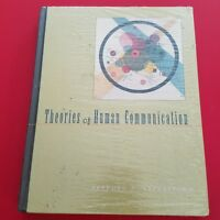 NEW - Theories of Human Communication by Littlejohn, Stephen W.