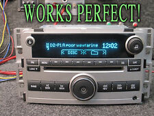 CHEVY COBALT PONTIAC G5 6 CD DISC MP3 CHANGER SAT RADIO 07 08 09 10 IPOD AUX!