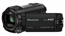 Panasonic SDXC/SDHC/SD Camcorders with Touch-Screen