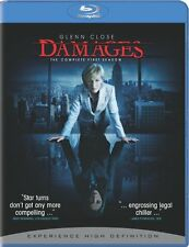 Blu Ray DAMAGES the complete first series season 1. Glenn Close. New sealed.