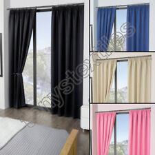 Rideau en ruban supérieur en polyester pour la maison