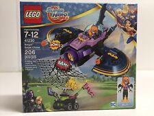 NEW NIB LEGO DC Super Hero Girls 41230 Batgirl Batjet Chase NISB Factory Sealed
