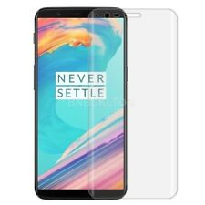3 X For OnePlus 5T Full Face Curved Coverage Ultra Clear Screen Protector