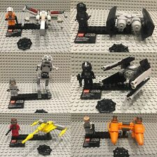 LEGO Star Wars Planet Series 1 & 2 9674 9675 9676 9677 9678 9679