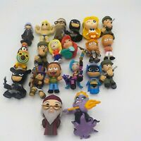 Lot Of 20 Mystery Mini Figures
