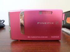 Fujifilm Digital Camera FinePix Z Series Z10fd 7.2 MP  - Hot pink