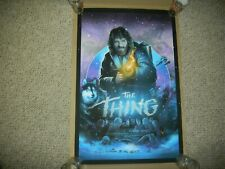 THE THING BY VANCE KELLY 24X36 VARIANT POSTER PRINT 1/1 NYCC 2019 LIKE MONDO