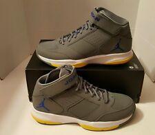 37d9acf71ad Nike Jordan BCT MID 2 Men's SZ 11 NEW 616362-089 Cool Grey/Royal
