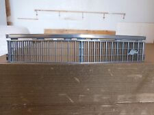 1975 Buick Electra Grill
