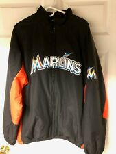 Miami Marlins - Majestic Double Climate Jacket - 2XL - NEW w/tags