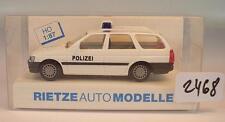 Rietze 1/87 50387 Ford Escort Turnier Kombi Polizei Österreich OVP #2468