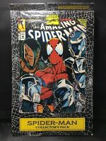 The Amazing Spider-Man Collectors Pack Marvel Comic Book Edition