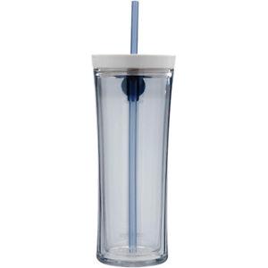 Contigo 20 oz Shake and Go Tumbler - Monaco Blue