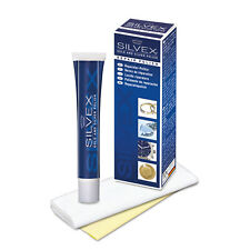 Silvex Reparatur-Politur für Gold und Silber Reinigen Polieren Versiegeln