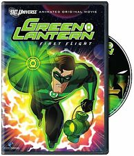 DVD - Animation - The Green Lantern - First Flight - Christopher Meloni