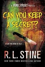 Can You Keep a Secret? Fear Street Series Novel by R. L. Stine Hardcover Book RL