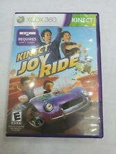 Kinect Joy Ride (Microsoft Xbox 360, 2010) GAME COMPLETE with MANUAL FAST RACING