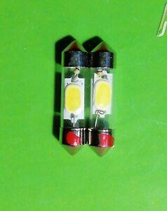 MORRIS MINOR LED interior light bulbs 2 pcs, replaces 239/254 festoon bulbs