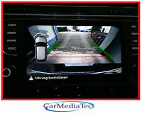 VW Volkswagen Rückfahrkamera Nachrüstung Tiguan Allspace BW2 Discover Media Pro