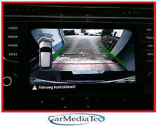 VW Volkswagen Rückfahrkamera Nachrüstung Tiguan AD1 Discover Media Composition