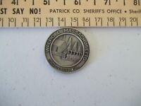 Vintage Walpole , MA - Token Massachusetts incorporated 1724 free shipping