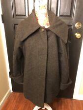 Hilary Radley New York  Women's Large Wool Coat.