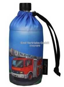 Emil die Flasche Glasflasche 0,3 Liter ACTION  ovale Form