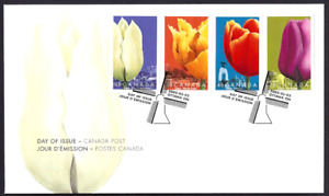 Canada     # 1946 abcd     TULIPS - COMBO     Brand New  2002  Unaddressed Cover