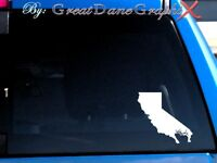 California Elk Hunting State Vinyl Decal Sticker / Color -HIGH QUALITY