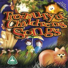 Treasury of Childrens Songs.